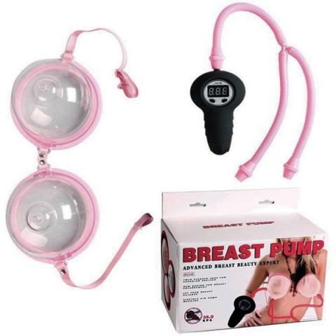 Máy bơm tăng kích cỡ vòng 1 Breast Pump